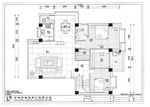 汕头靓屋网 免费设计 平面图 装修方案图 装修设计方案 装饰咨询